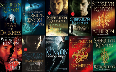 Q&A Interview and Giveaway with Sherrilyn Kenyon